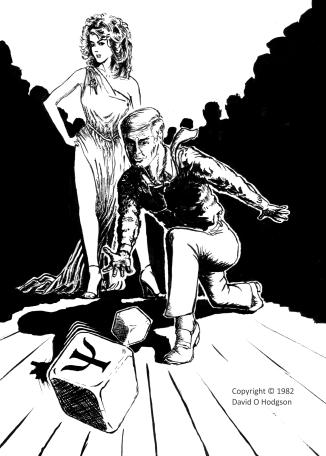 Comic Strip Artwork, 1981