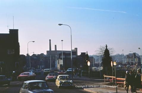 West Bridge, Leicester, January 1979