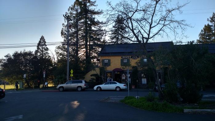 Depot Hotel, Sonoma
