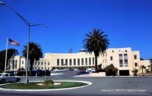 Administration Building, Treasure Island