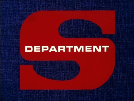 Department S Logo