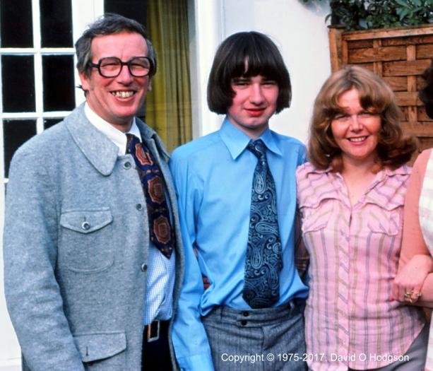 Graham Roberts and Co-conspirators, 1975