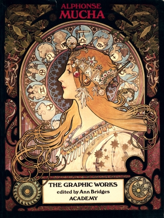 Mucha Graphic Works Book Cover