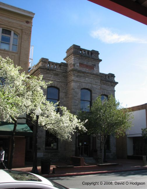 Goodman Library Building, Napa, in 2008