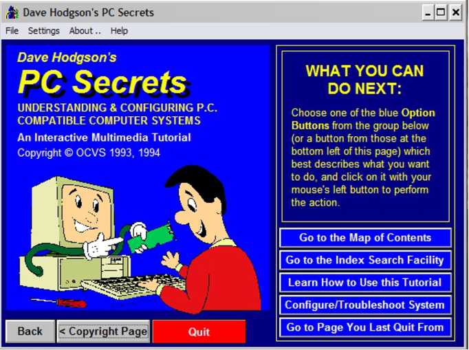 PC Secrets Software Title