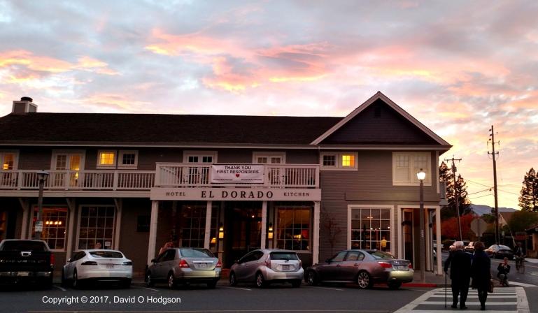 El Dorado Hotel & Kitchen, Sonoma