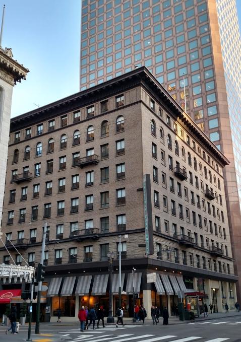 Galleria Park Hotel, San Francisco