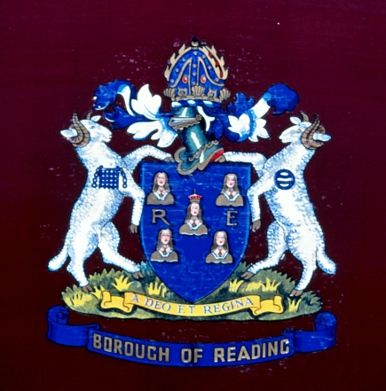 Arms of the Borough of Reading