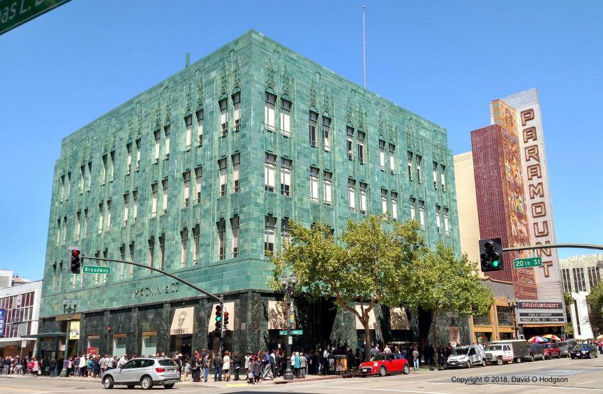 Former I Magnin Store, Oakland