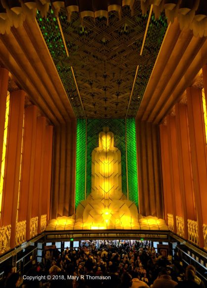 Lobby of the Paramount Theatre, Oakland