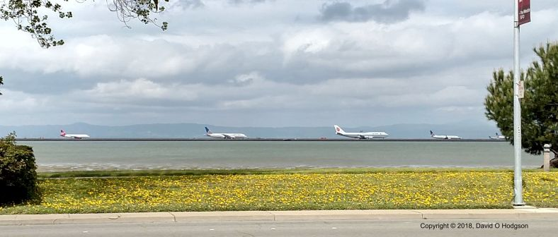 Aircraft Queueing for Takeoff at SFO
