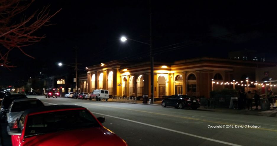 Former Western Pacific Depot, Oakland