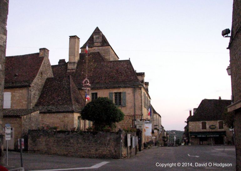 The Mairie of Domme