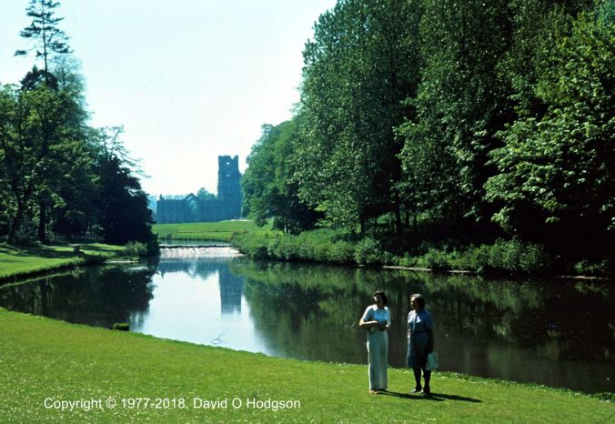 Fountains Abbey, 1977