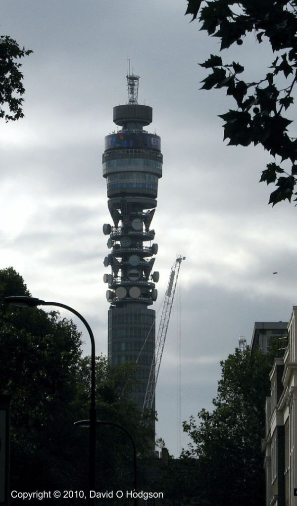 BT Tower, 2010