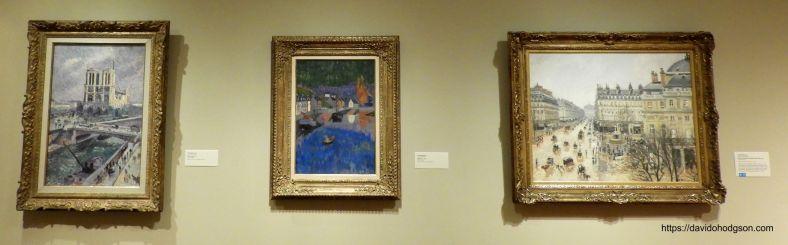 Some Impressionist Works