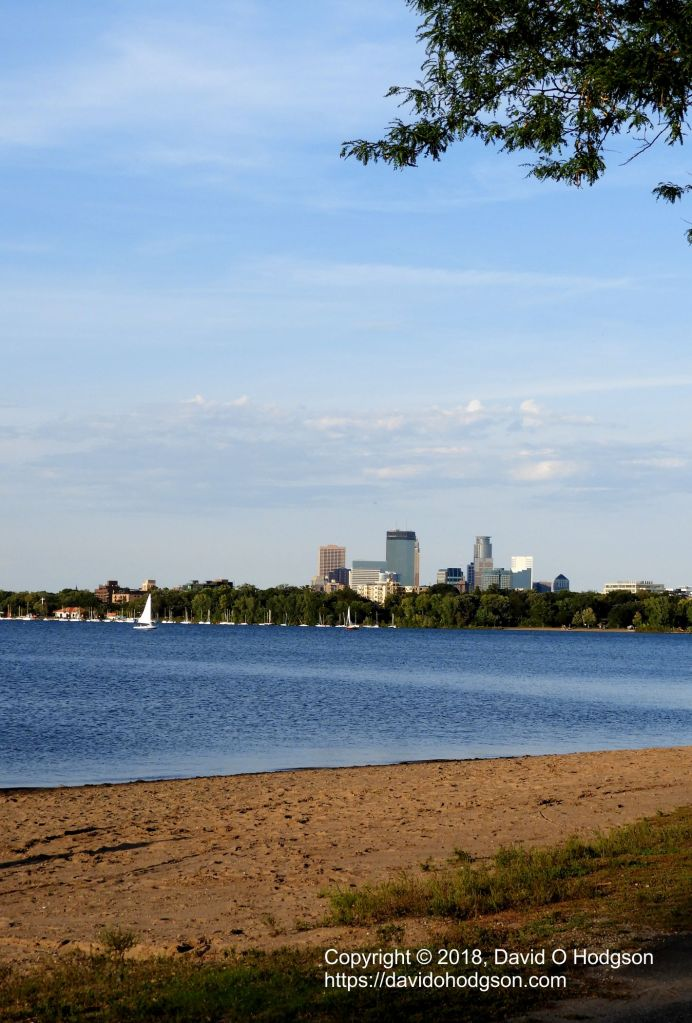 Thomas Beach & Downtown Minneapolis
