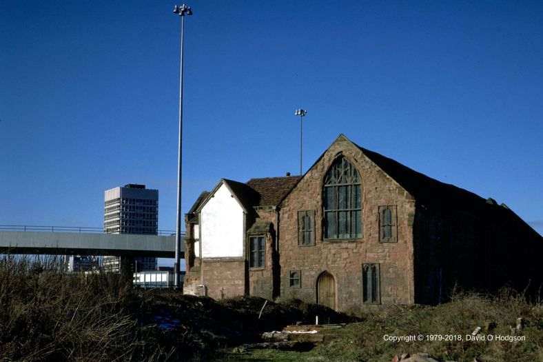 Whitefriars, Coventry, 1979