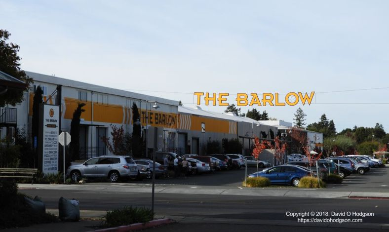 The Barlow, Sebastopol