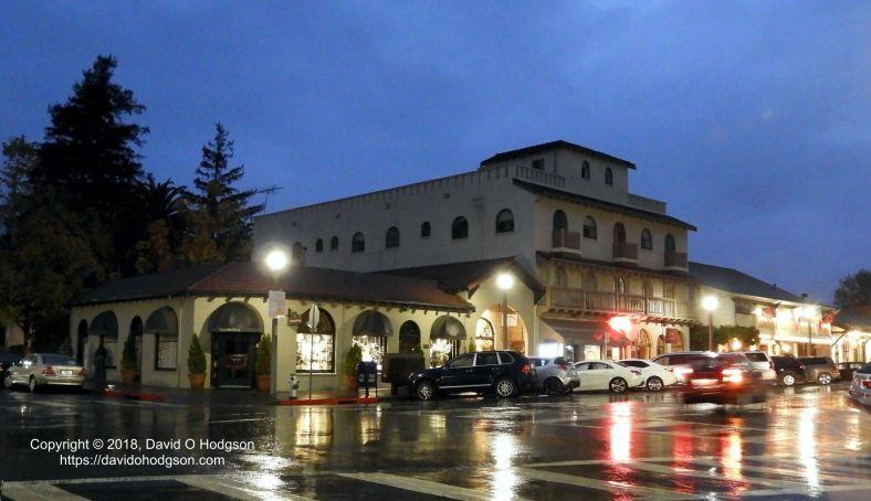 Sonoma Plaza, Northwest Corner