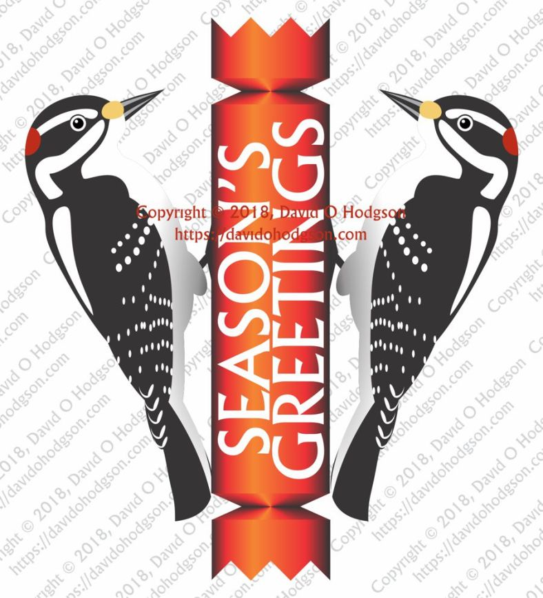 Seasonal Woodpeckers