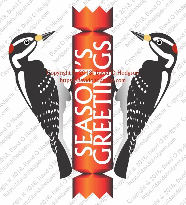Seasonal Woodpeckers