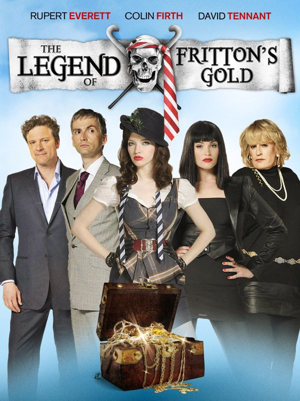 Poster for Movie: The Legend of Fritton's Gold